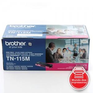 TONER BROTHER MAGENTA TN115M (HL4040CN/DCP9040CN)